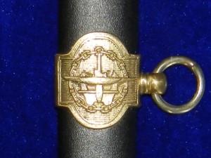 Кортик подводник офицерский